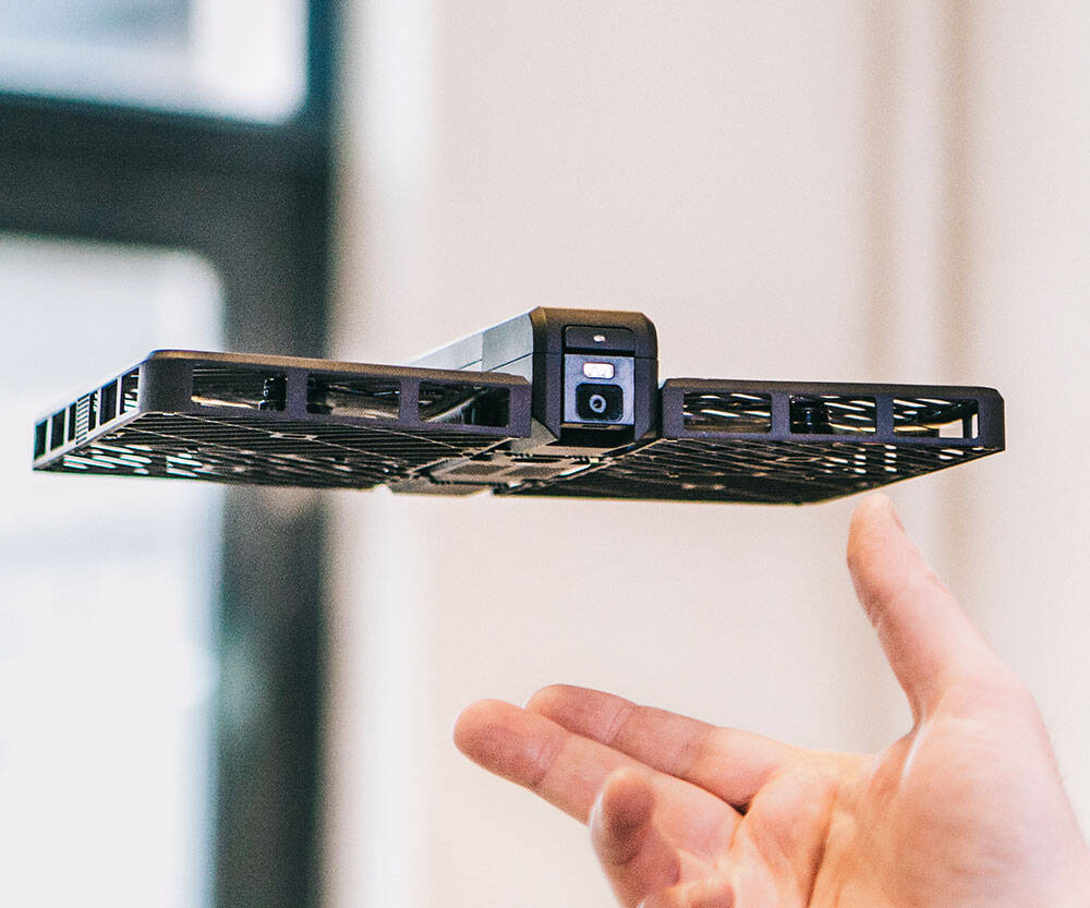 The Hover Camera - http://coolthings.us