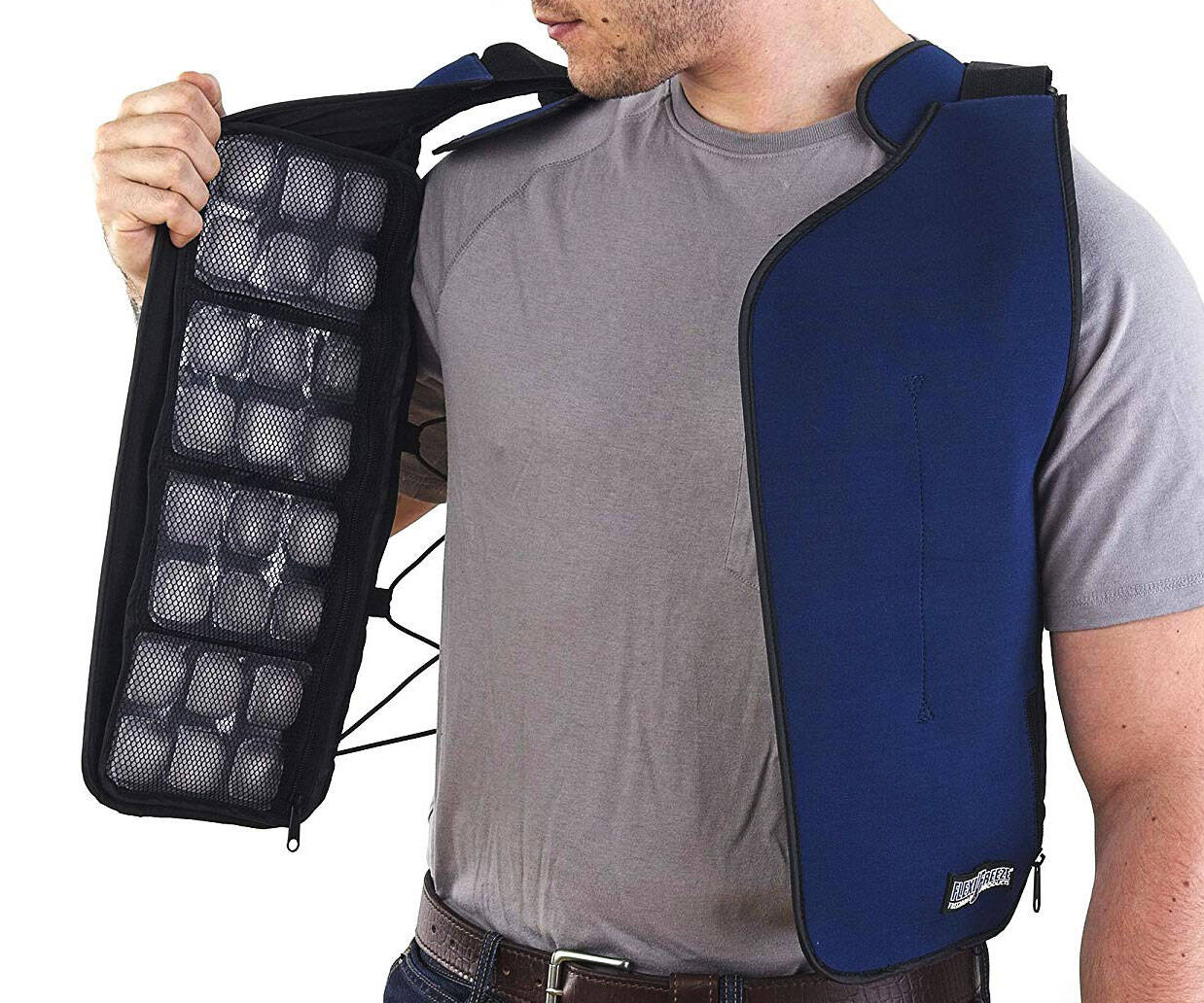 The Ice Vest - http://coolthings.us