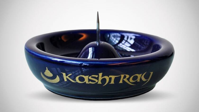 The Kashtray - http://coolthings.us