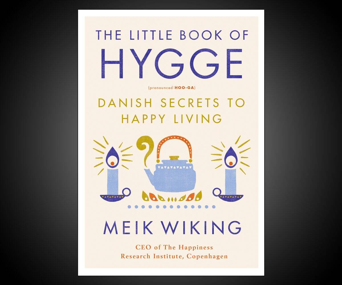 The Little Book of Hygge - http://coolthings.us