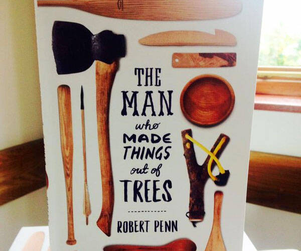 The Man Who Made Things Out Of Trees - http://coolthings.us