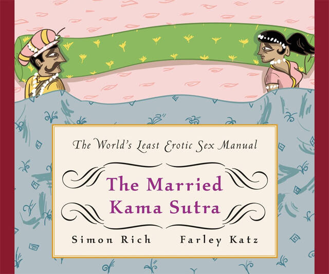 The Married Kama Sutra - http://coolthings.us