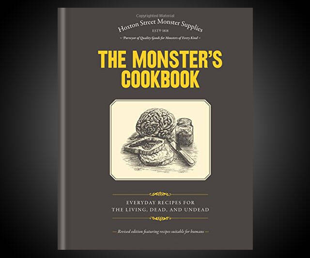 The Monster's Cookbook - http://coolthings.us