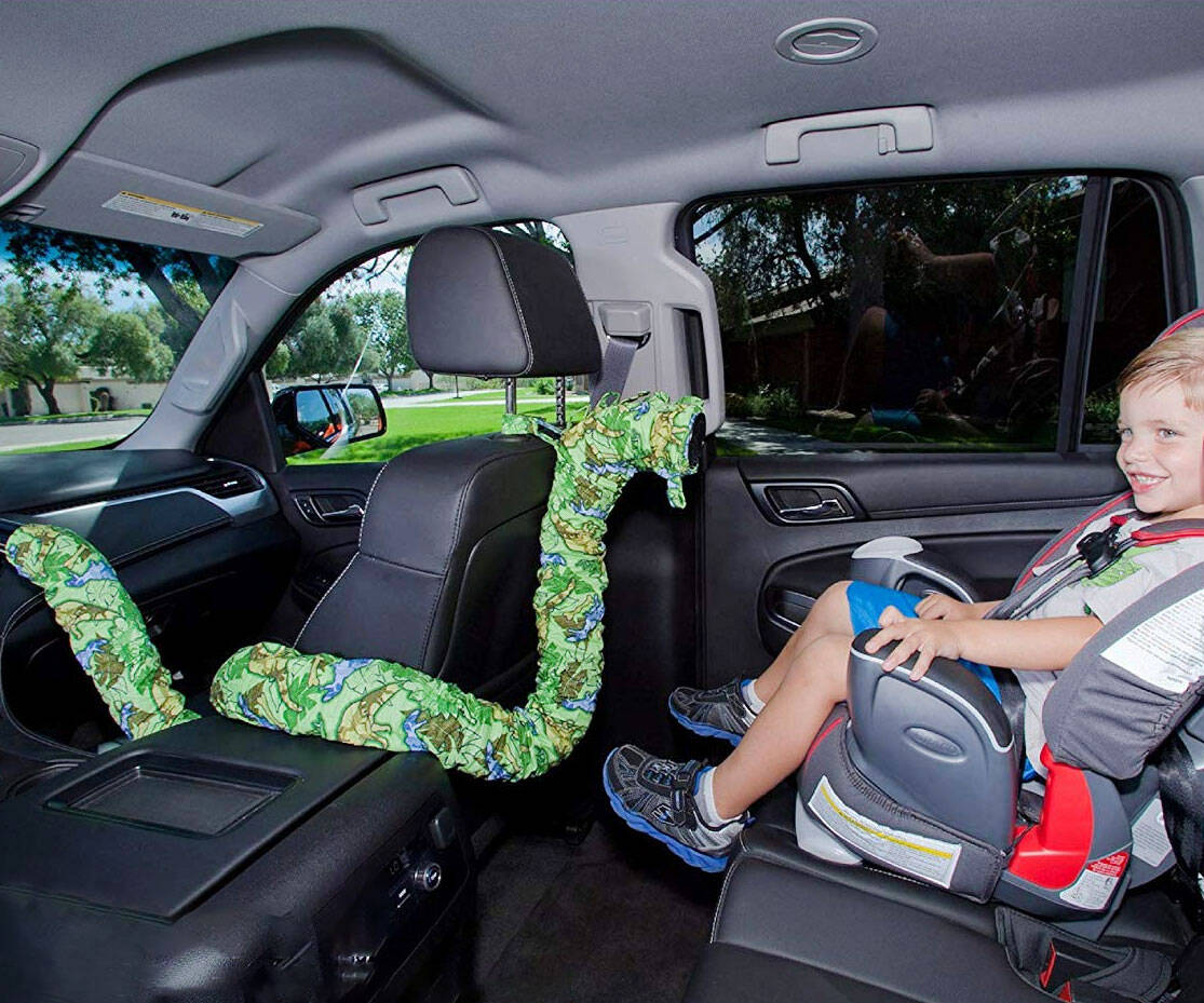 The Noggle - Making the Backseat Cool Again - http://coolthings.us