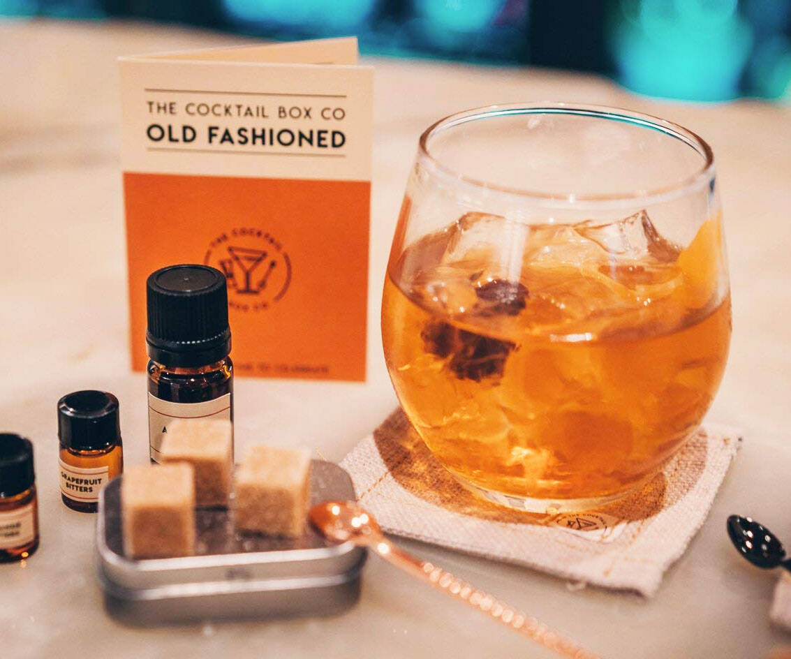 The Old Fashioned Cocktail Kit - coolthings.us