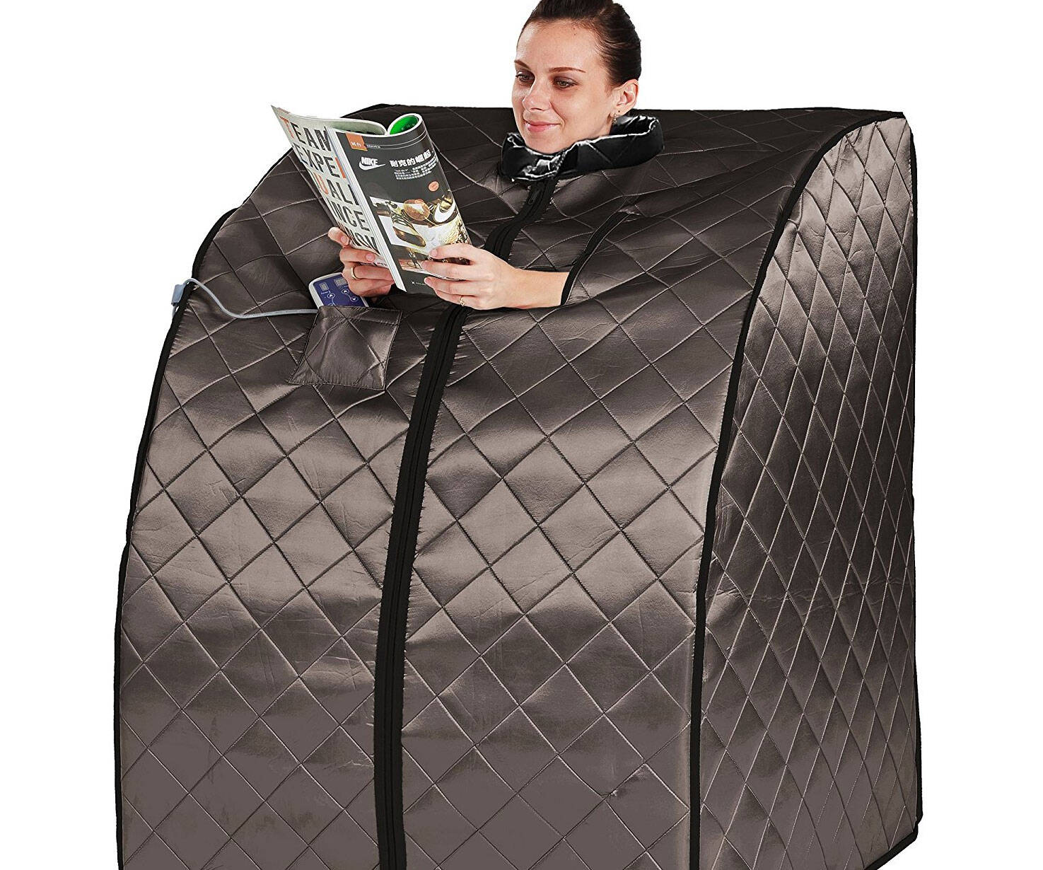 The Portable Suana - http://coolthings.us