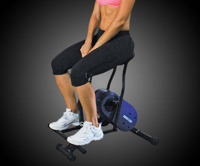 The Rodeo Core Fitness Trainer - http://coolthings.us