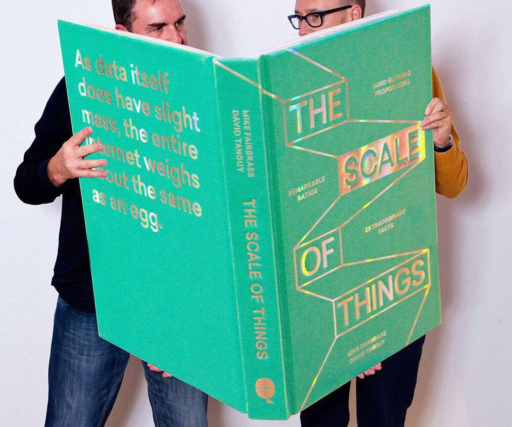 The Scale of Things - http://coolthings.us