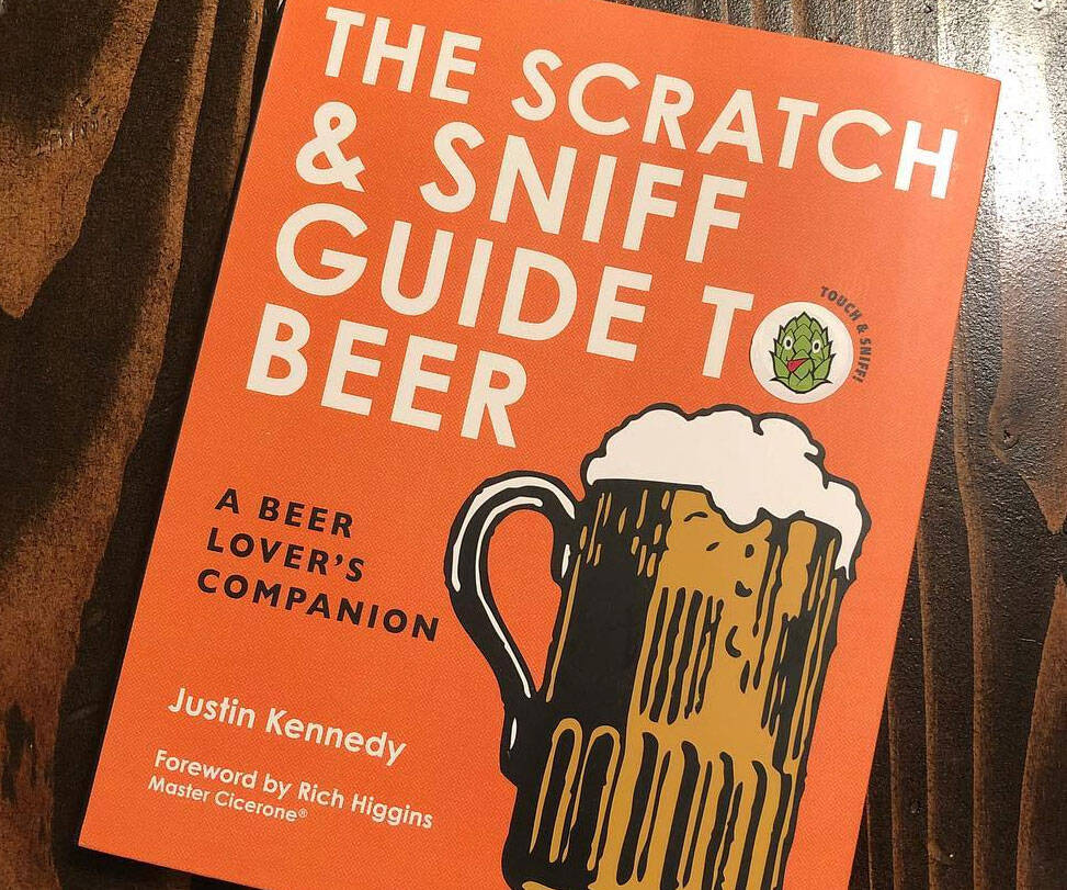 The Scratch & Sniff Guide to Beer - http://coolthings.us