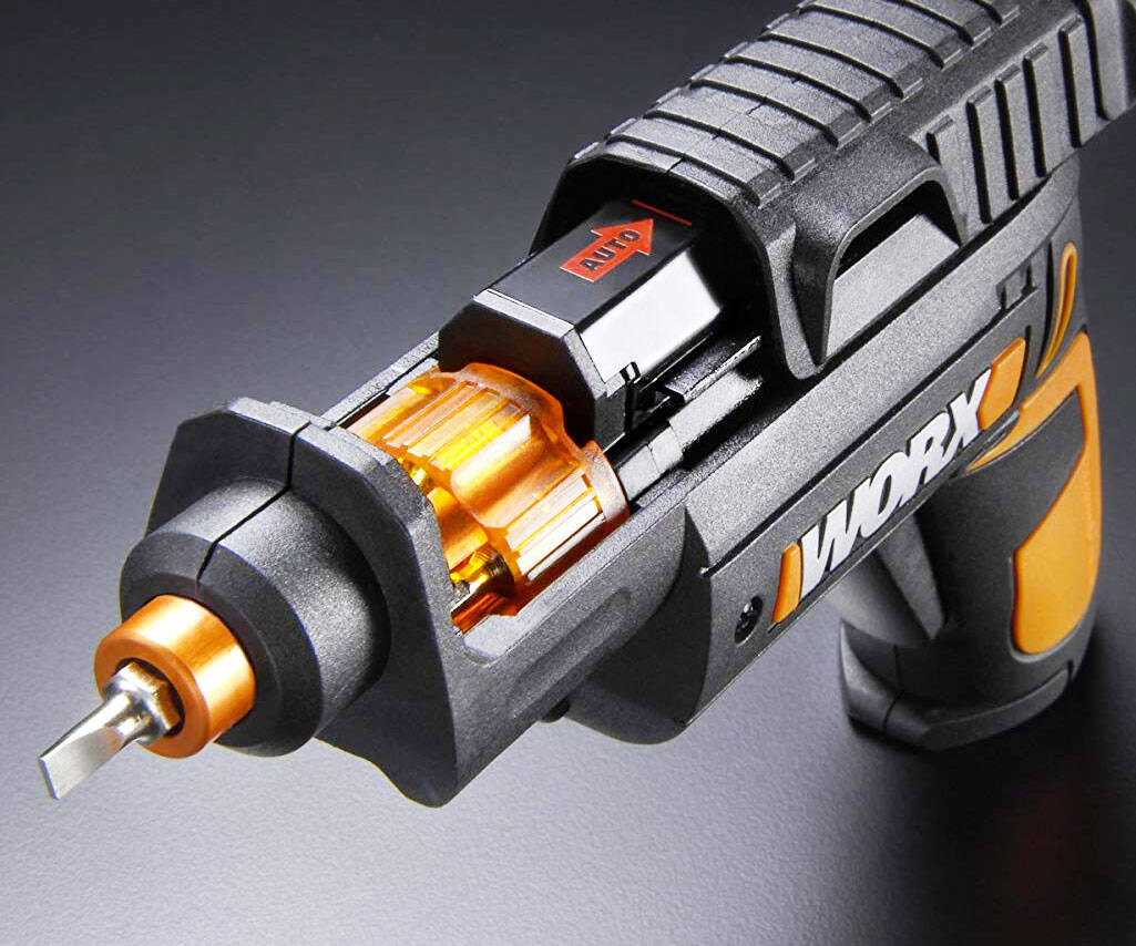 The Semi-Automatic Power Screw Driver - http://coolthings.us