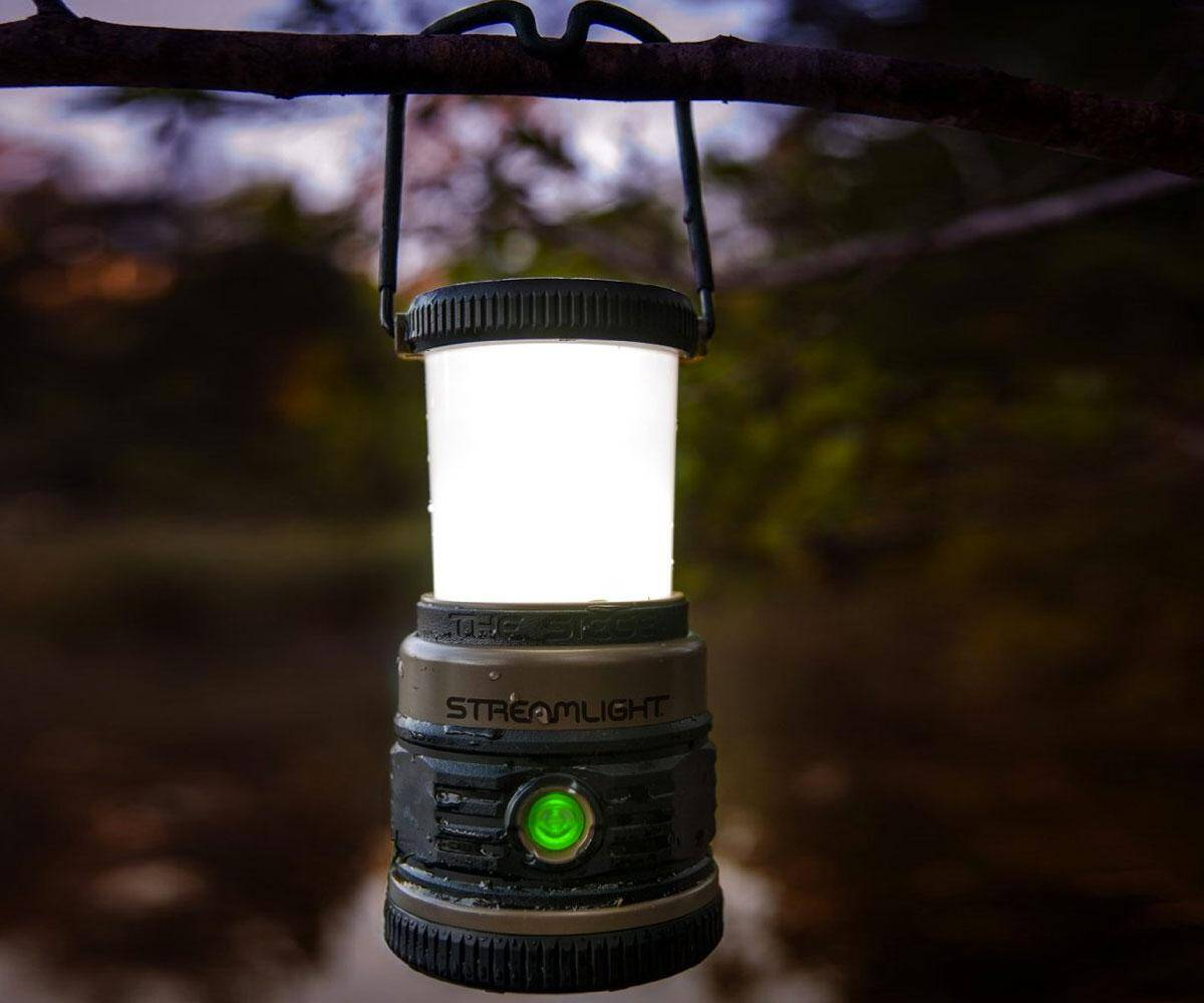The Siege Lantern - http://coolthings.us