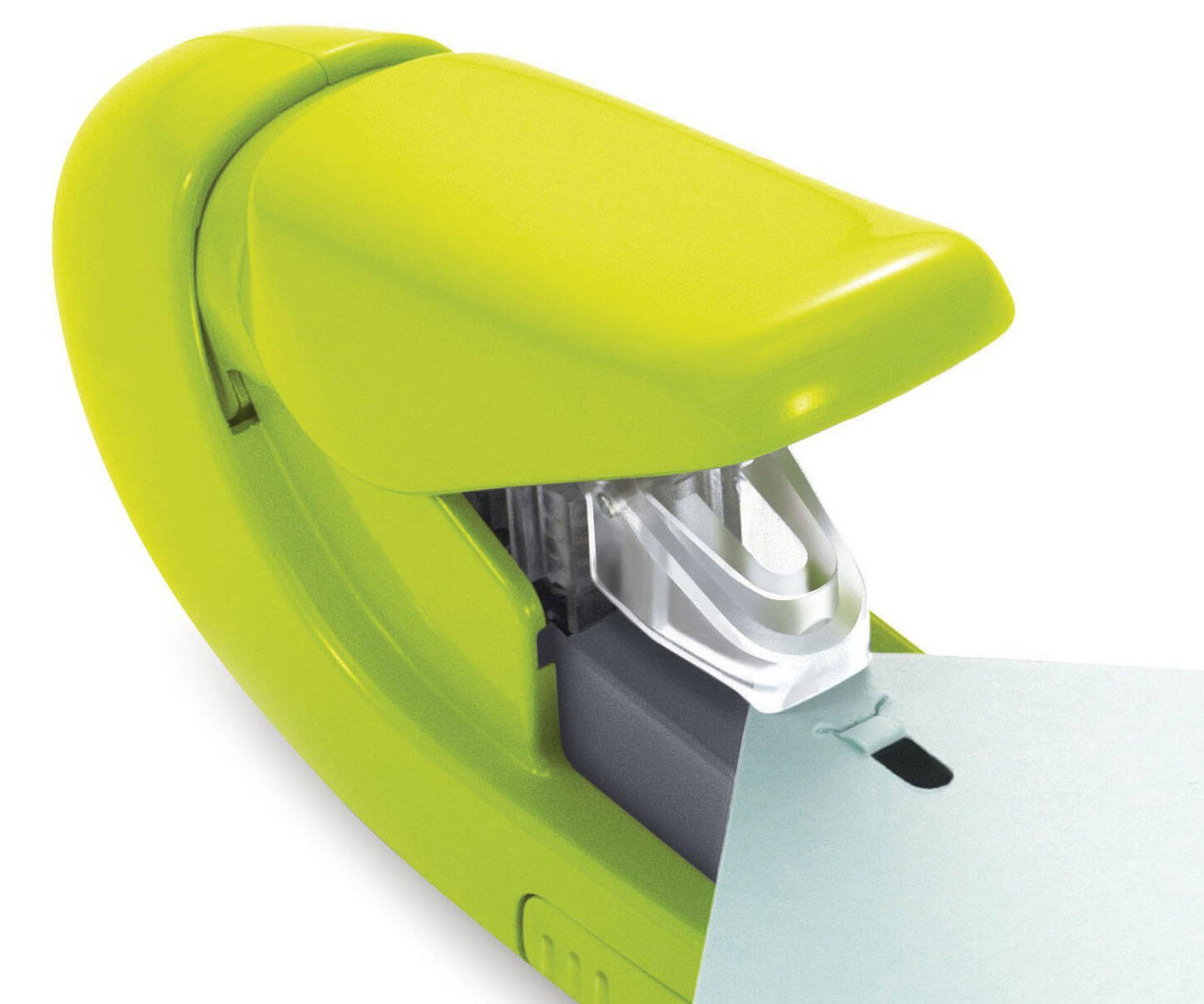 The Staple Free Stapler - coolthings.us