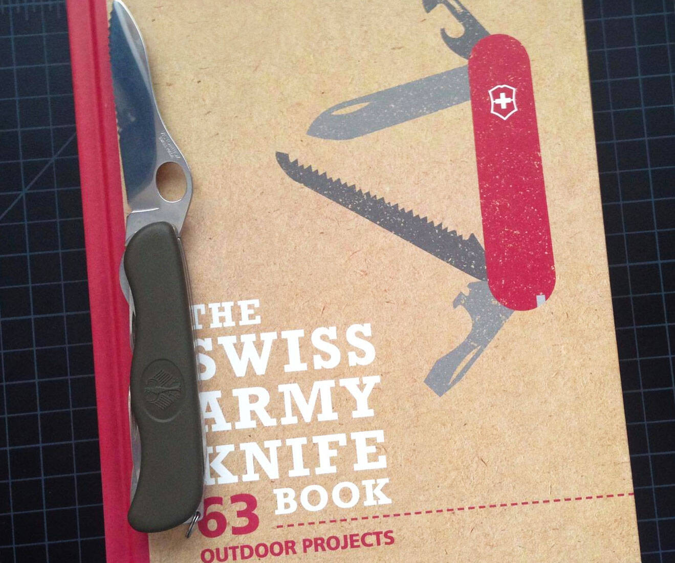 The Swiss Army Knife Book - http://coolthings.us