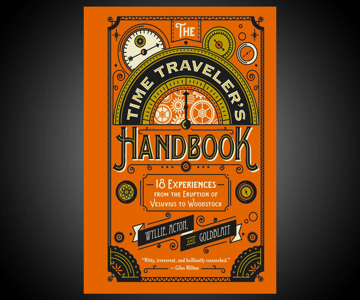The Time Traveler's Handbook - http://coolthings.us