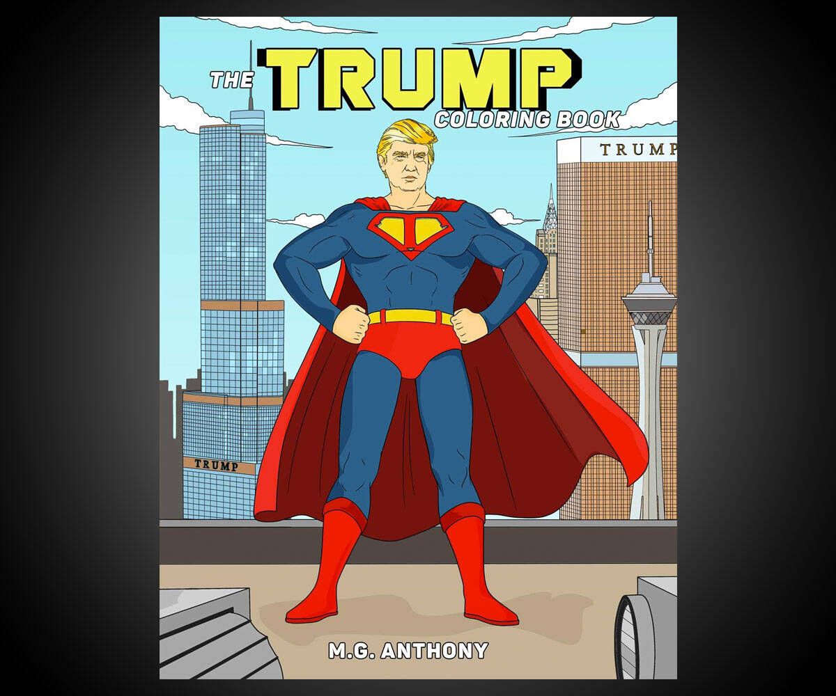 The Trump Coloring Book - http://coolthings.us