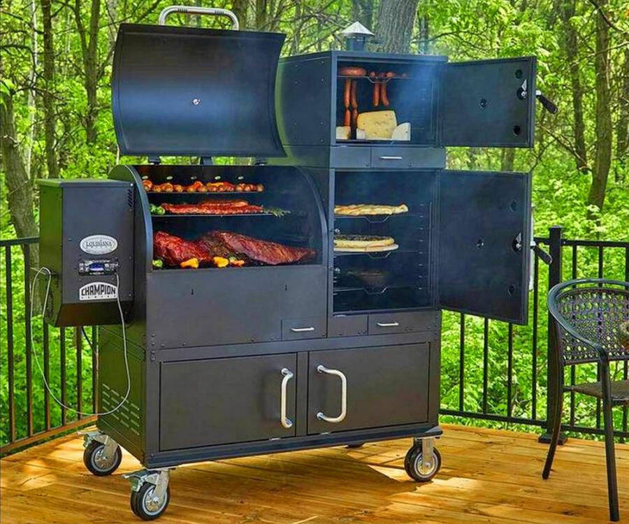The Ultimate Grill - http://coolthings.us