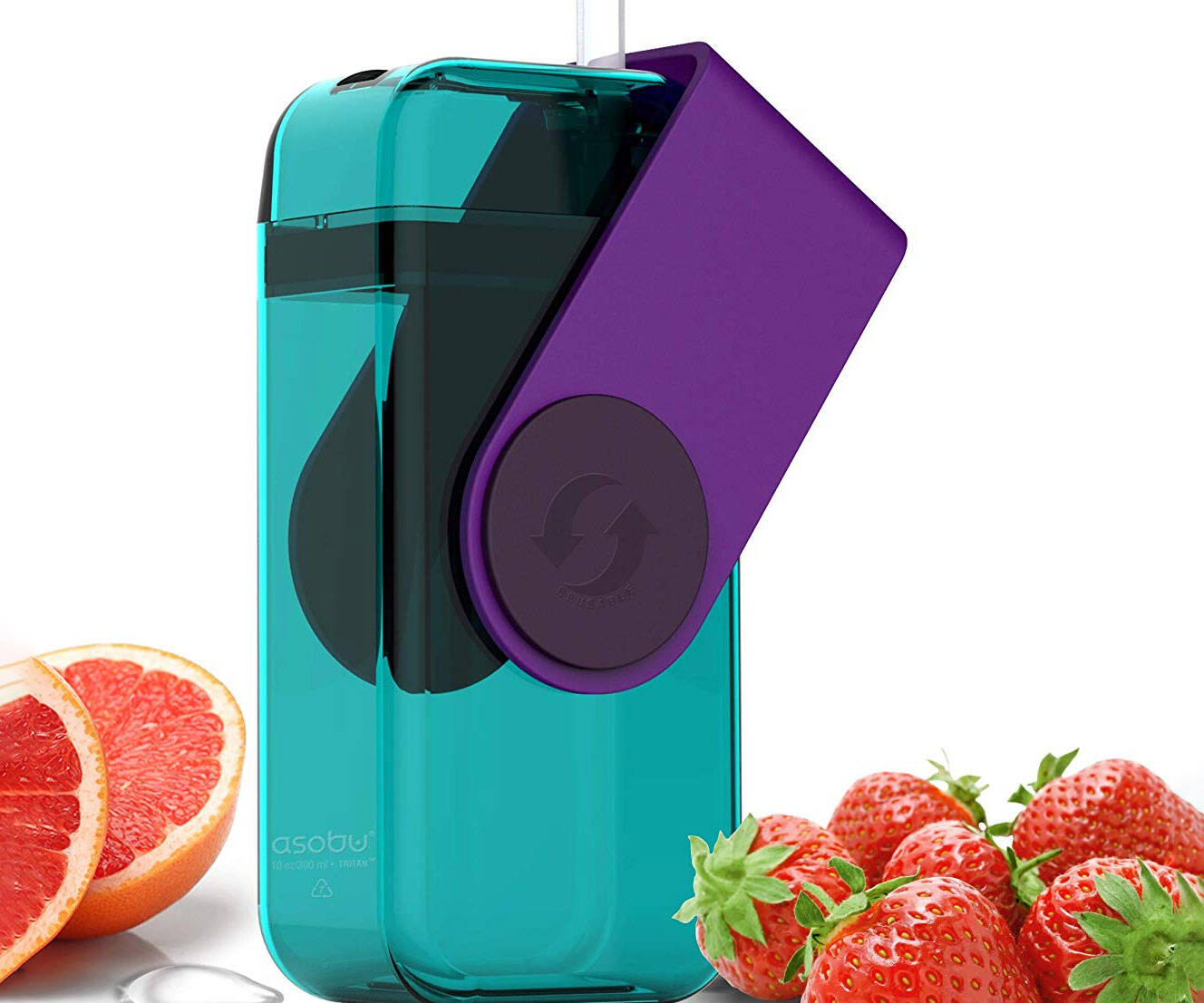The Unbreakable & Reusable Juice Box - http://coolthings.us