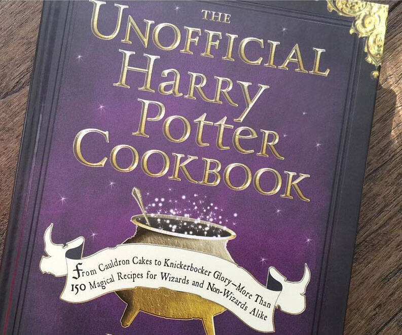 The Unofficial Harry Potter Cookbook - http://coolthings.us