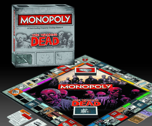 Monopoly: The Walking Dead - http://coolthings.us