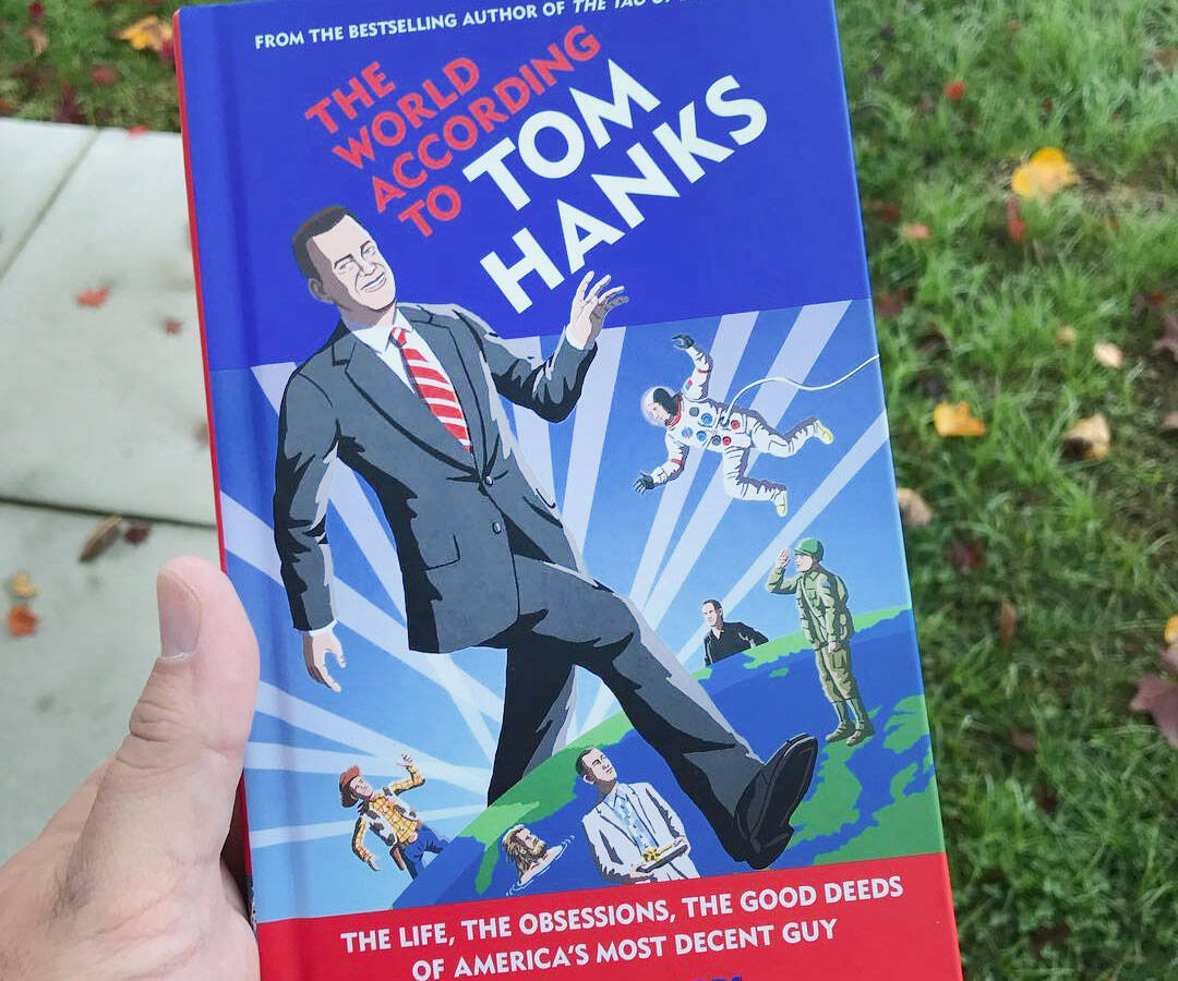 The World According To Tom Hanks - http://coolthings.us