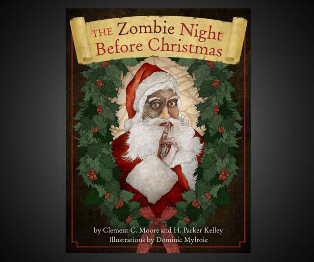 The Zombie Night Before Christmas - http://coolthings.us
