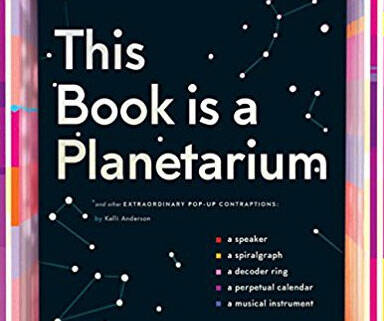 This Book Is a Planetarium - http://coolthings.us