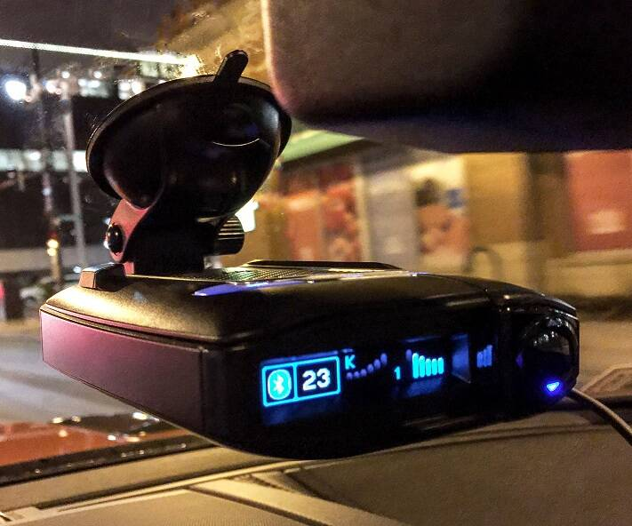 360 Degree Radar Detector - http://coolthings.us
