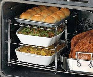 Three Tier Oven Rack - http://coolthings.us