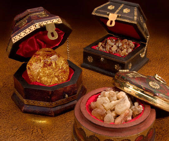 Three Wise Men Gifts - http://coolthings.us