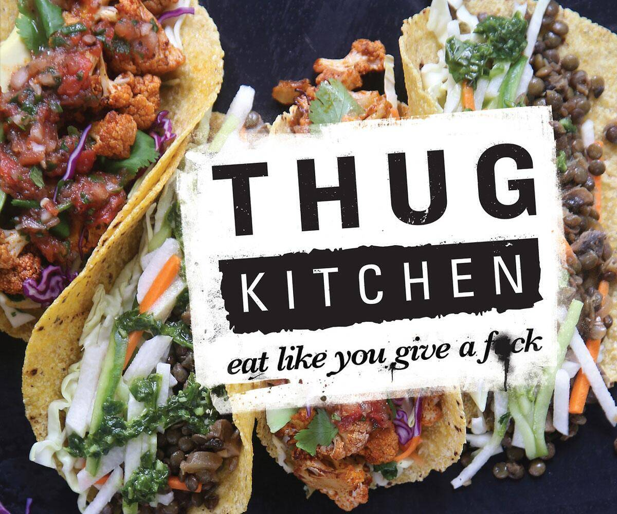 Thug Kitchen - http://coolthings.us