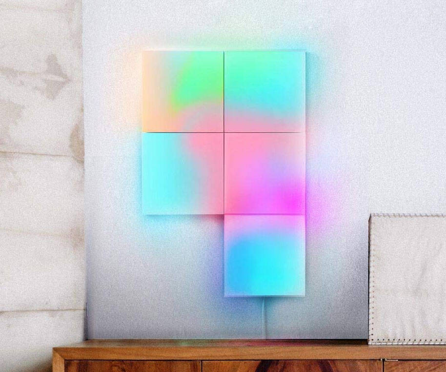 Modular Light Surface Tiles - http://coolthings.us