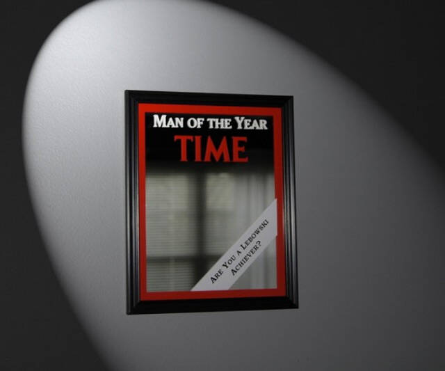 Time: Man of the Year Mirror - http://coolthings.us