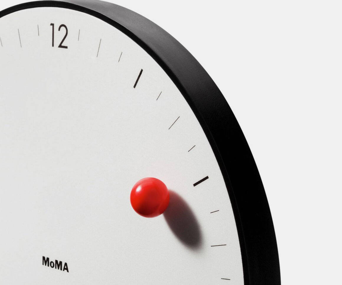 Timesphere Minimalist Clock - http://coolthings.us