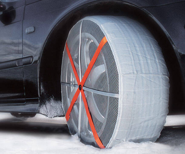 Tire Traction Cover - http://coolthings.us