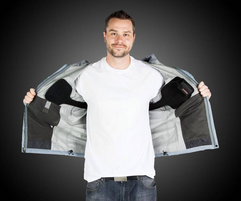 Torch Wearable Coat Heater - http://coolthings.us