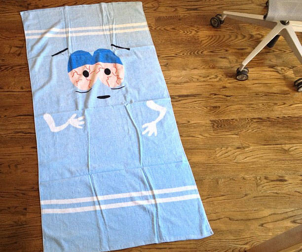 Towelie The Towel - coolthings.us