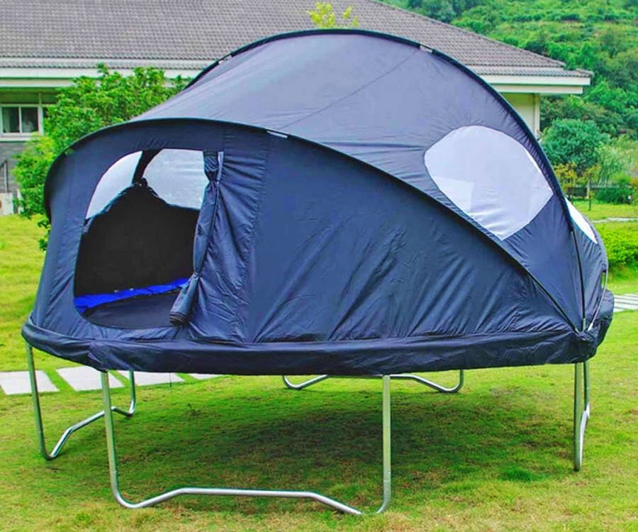 Trampoline Tent - coolthings.us