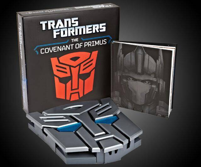 Transformers: The Covenant of Primus - http://coolthings.us