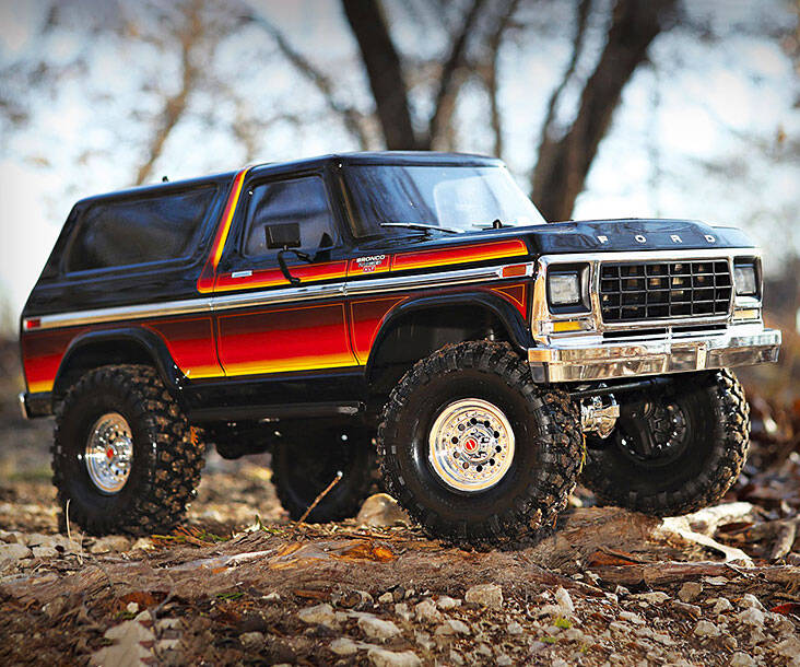 1979 Ford Bronco R/C SUV