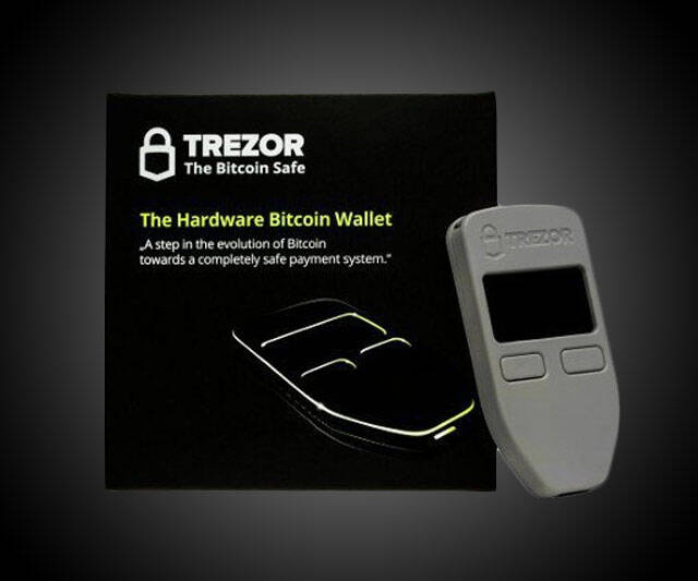 Trezor the Bitcoin Safe - Hardware Bitcoin Wallet - http://coolthings.us