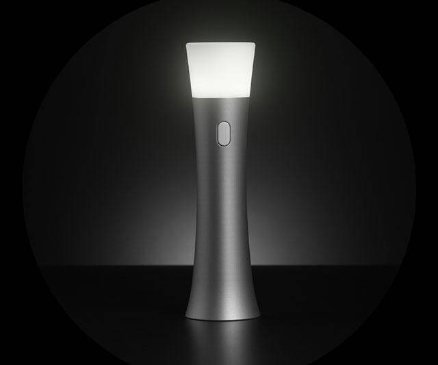Trioh Beauteous Flashlight - http://coolthings.us