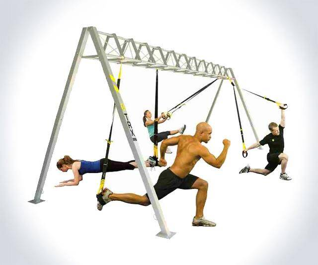 TRX Suspension Training Home Kit - http://coolthings.us