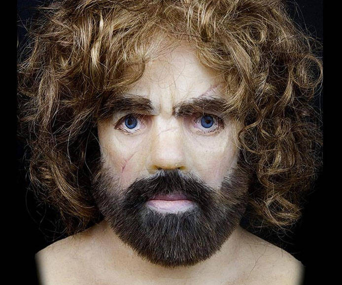 Tyrion Lannister Mask - http://coolthings.us