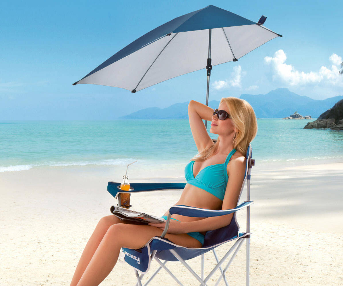 Sun Umbrella Chair - coolthings.us