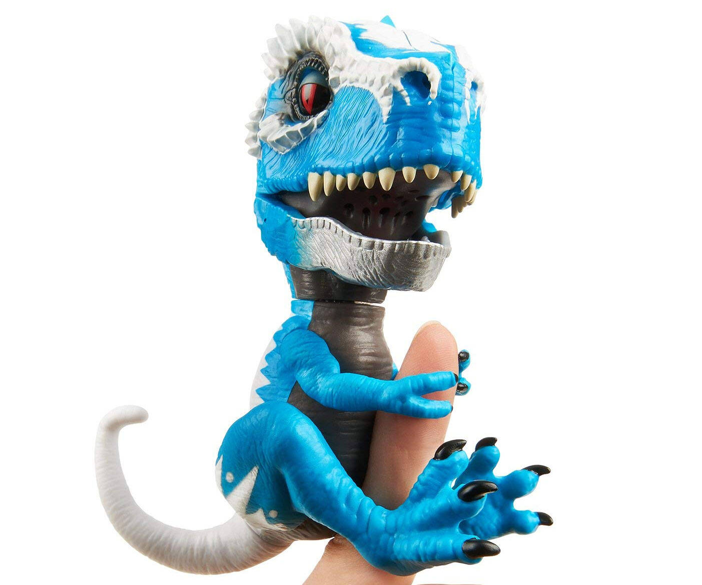 Interactive T-Rex Action Figure - http://coolthings.us