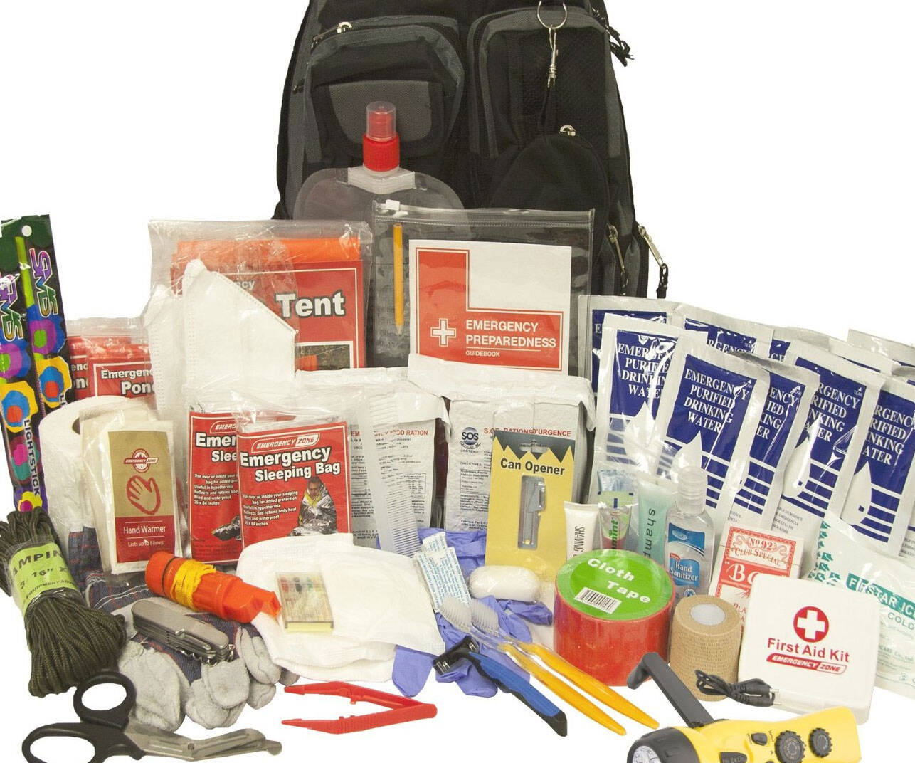 Urban Bug Out Bag - http://coolthings.us