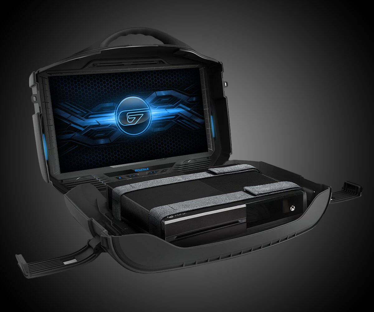 Portable Gaming Unit - http://coolthings.us