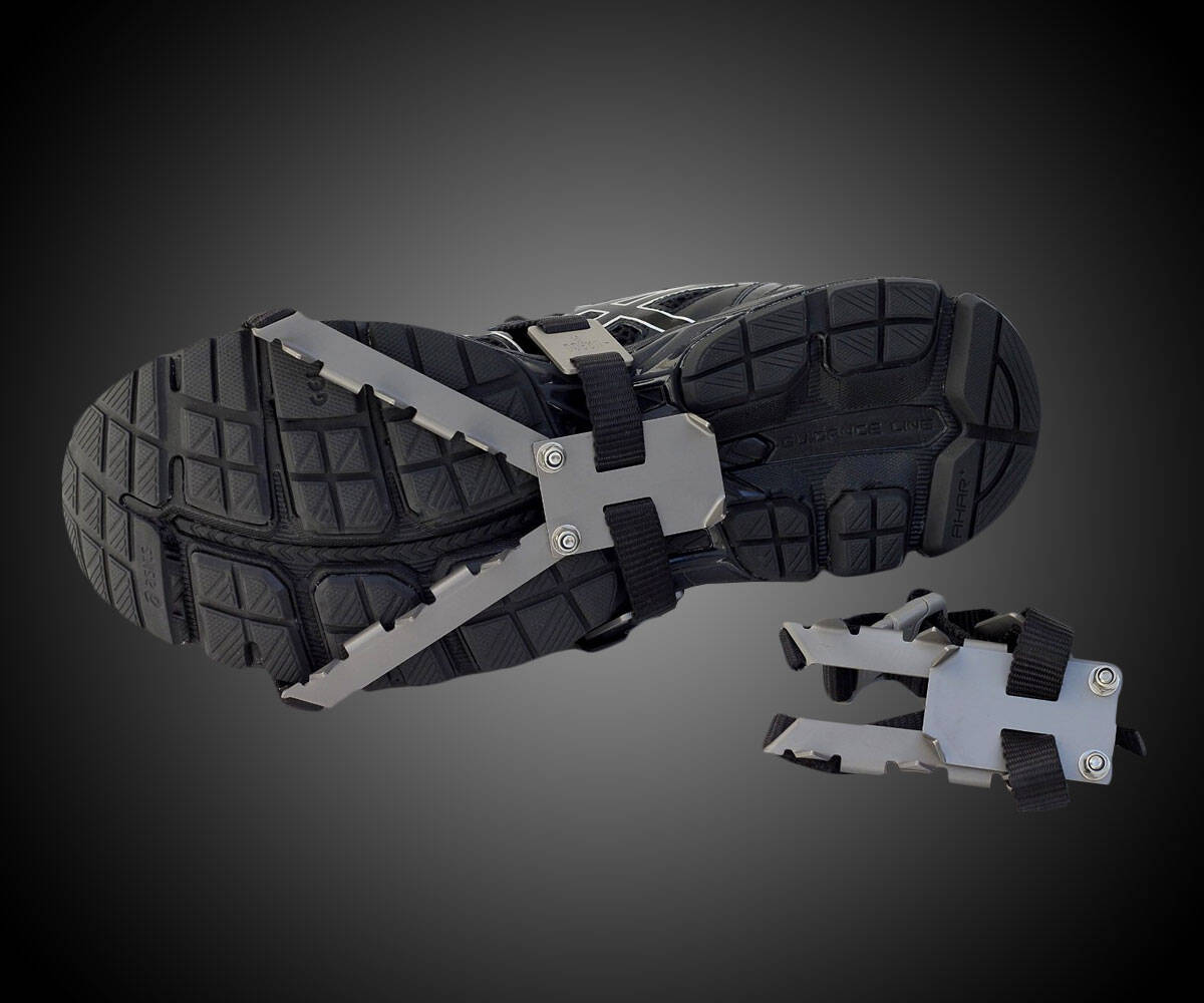 Vargo Titanium Pocket Cleats - http://coolthings.us
