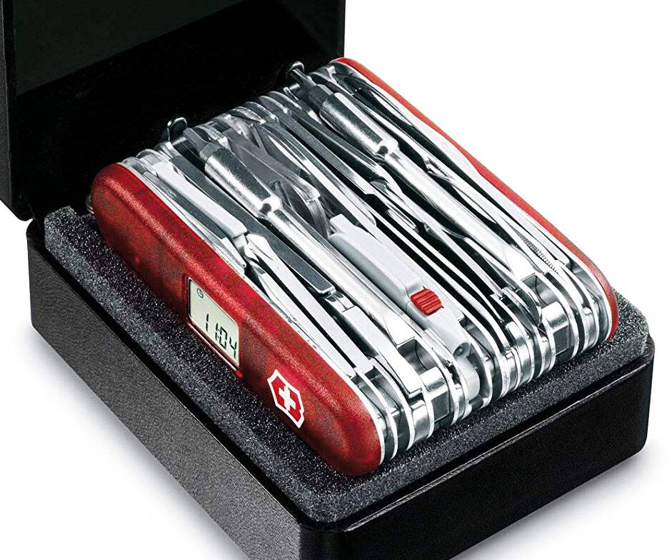Victorinox Swiss Champ Xavt - http://coolthings.us