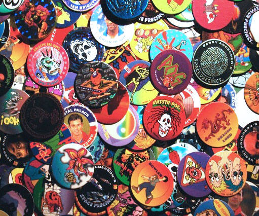 Vintage Pogs And Slammers - http://coolthings.us